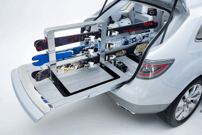 2010 Saab 9-4X BioPower concept 292203