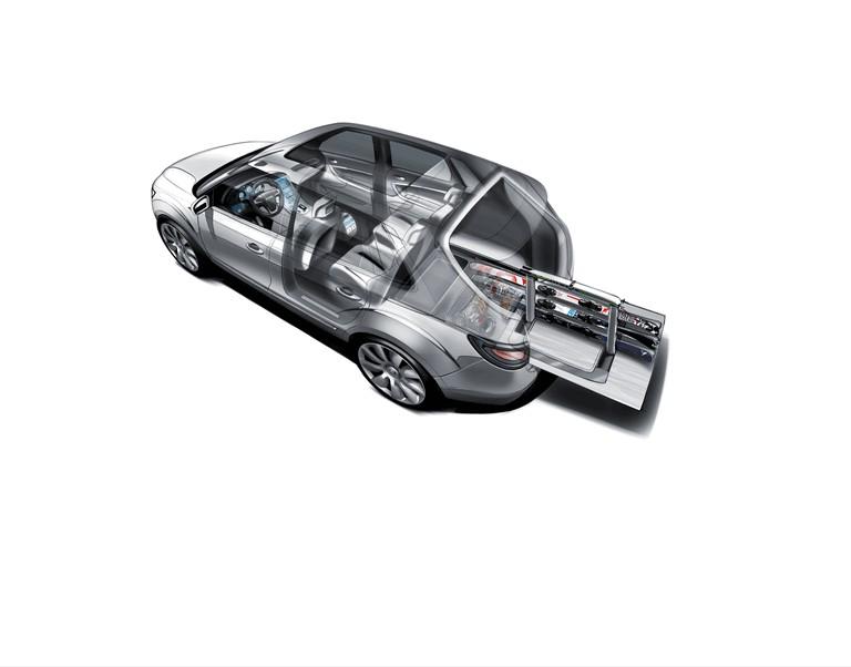 2010 Saab 9-4X BioPower concept 292208