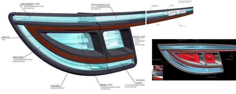 2010 Saab 9-4X BioPower concept 292209