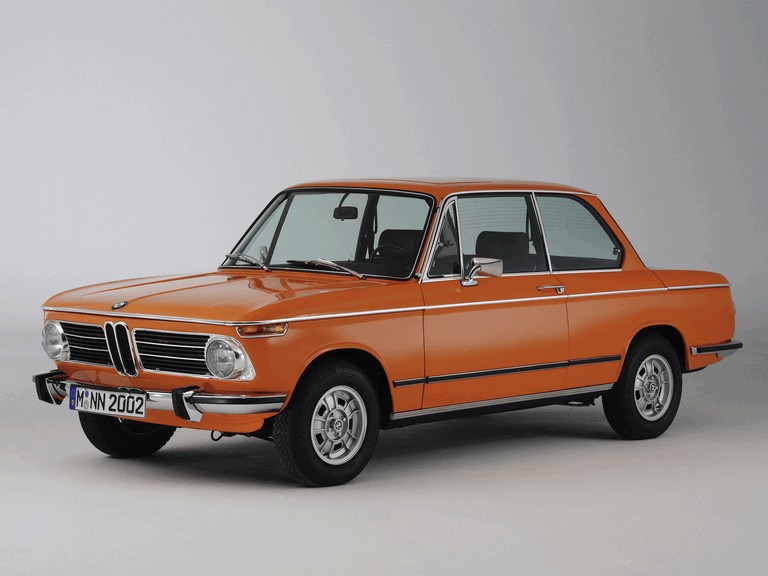 2006 BMW 2002TII ( E10 ) 40th birthday ( reconstructed ) 292405