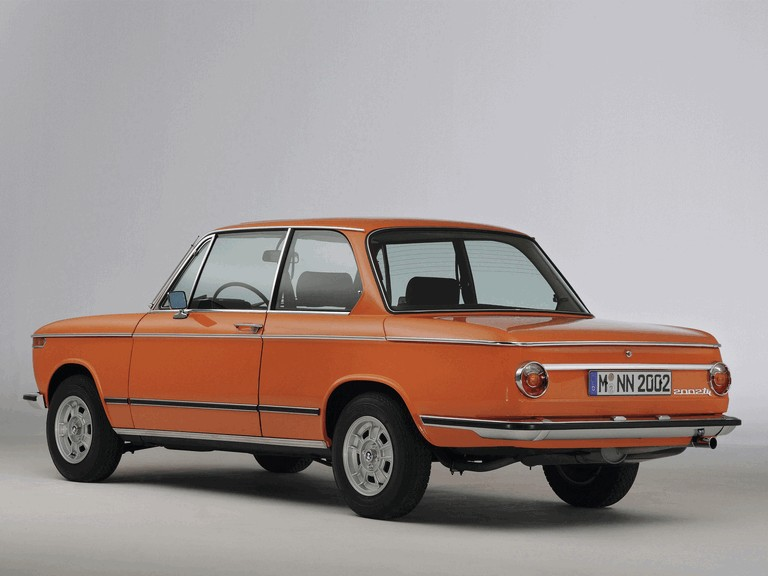 2006 BMW 2002TII ( E10 ) 40th birthday ( reconstructed ) 292407