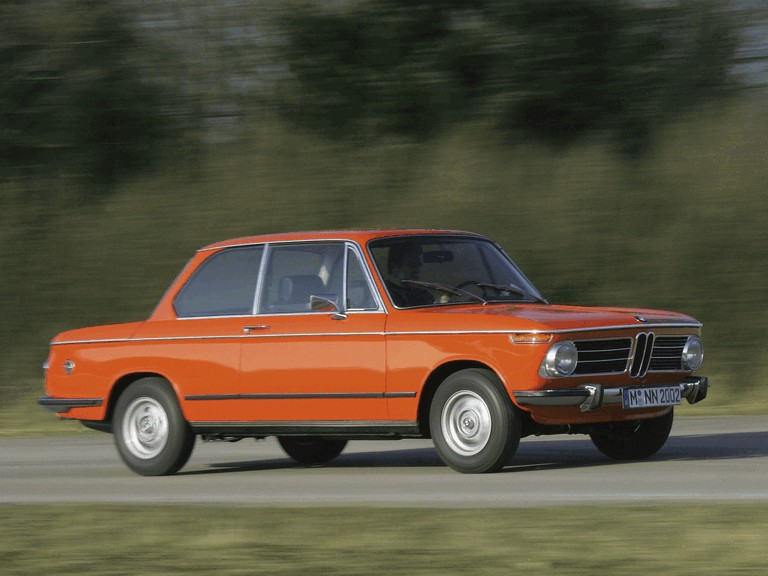 2006 BMW 2002TII ( E10 ) 40th birthday ( reconstructed ) 292410