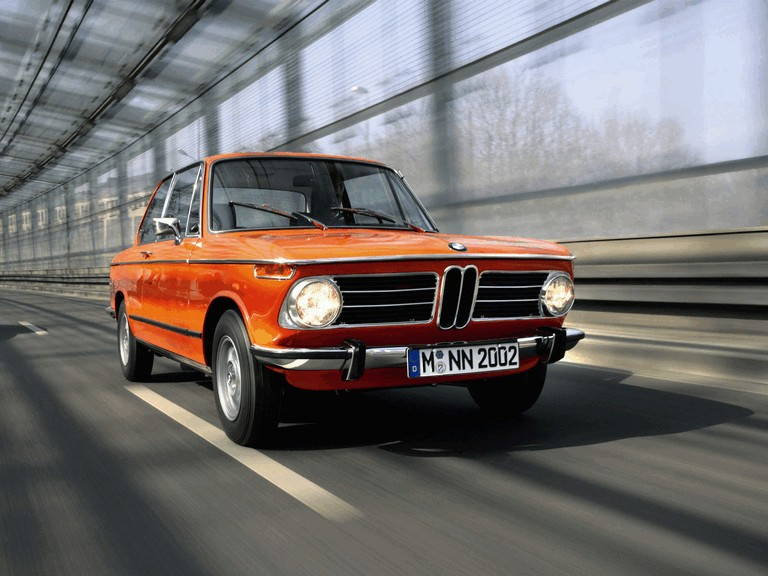 2006 BMW 2002TII ( E10 ) 40th birthday ( reconstructed ) 292411