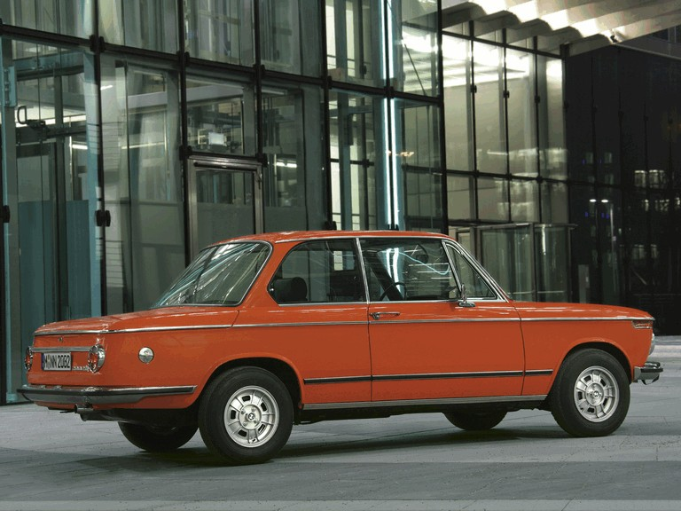 2006 BMW 2002TII ( E10 ) 40th birthday ( reconstructed ) 292412