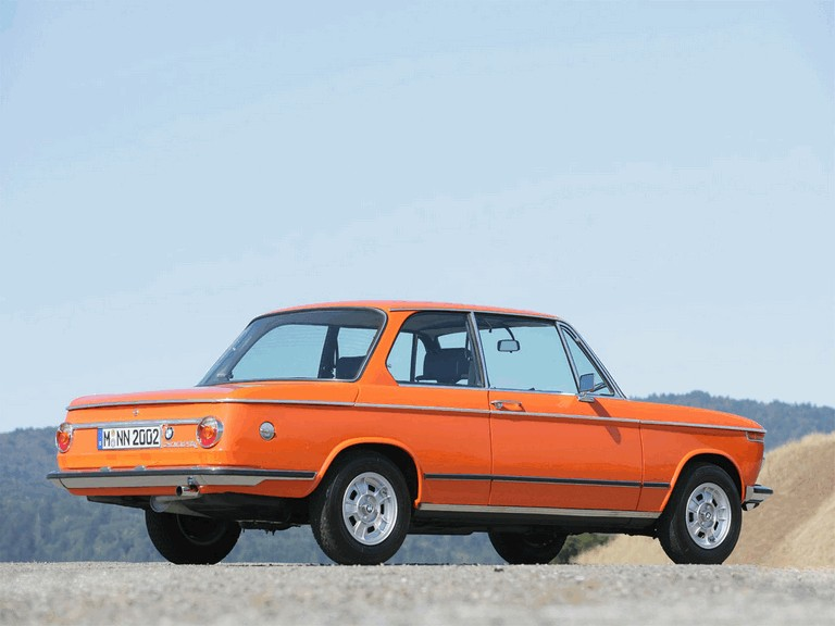2006 BMW 2002TII ( E10 ) 40th birthday ( reconstructed ) 292415
