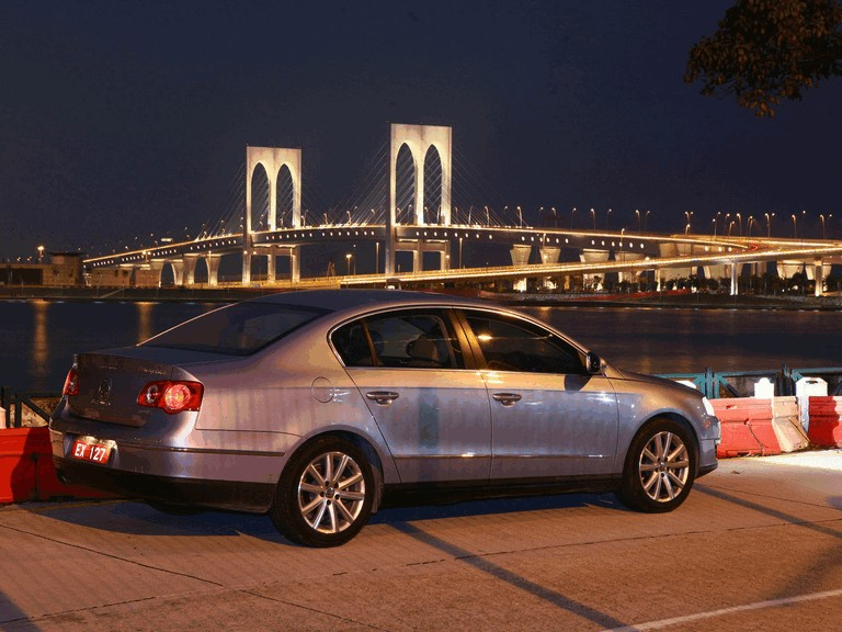 2007 Volkswagen Magotan - Chinese version 292610