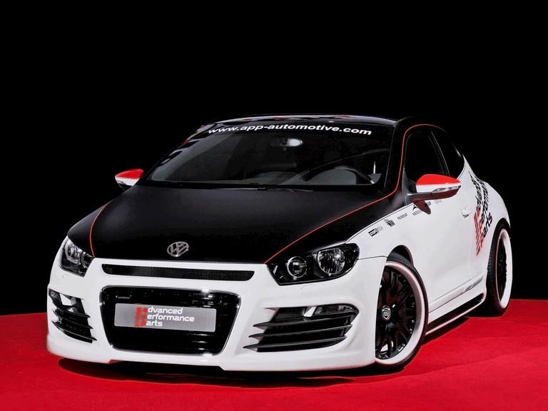 2009 Volkswagen Scirocco by APP 292620