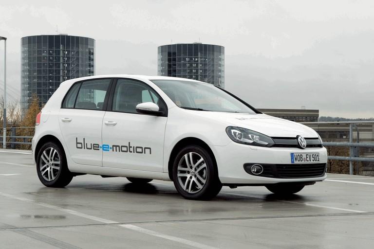 2010 Volkswagen Golf blue-e-motion 292645