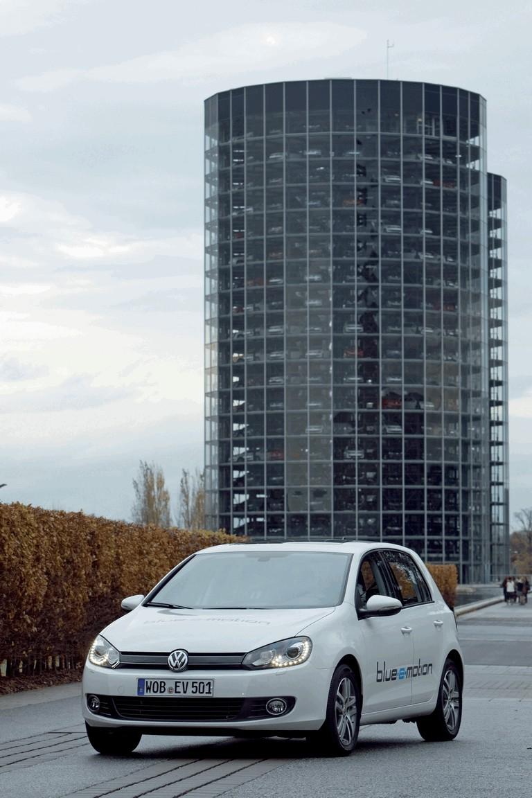 2010 Volkswagen Golf blue-e-motion 292646
