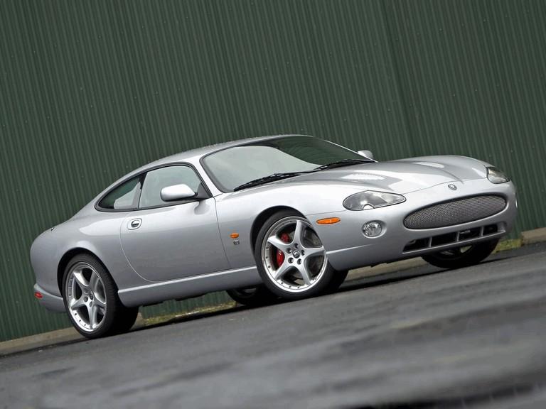 2005 Jaguar XKR coupé 206670