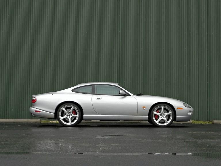 2005 Jaguar XKR coupé 206671