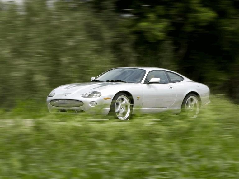 2005 Jaguar XKR coupé 206672