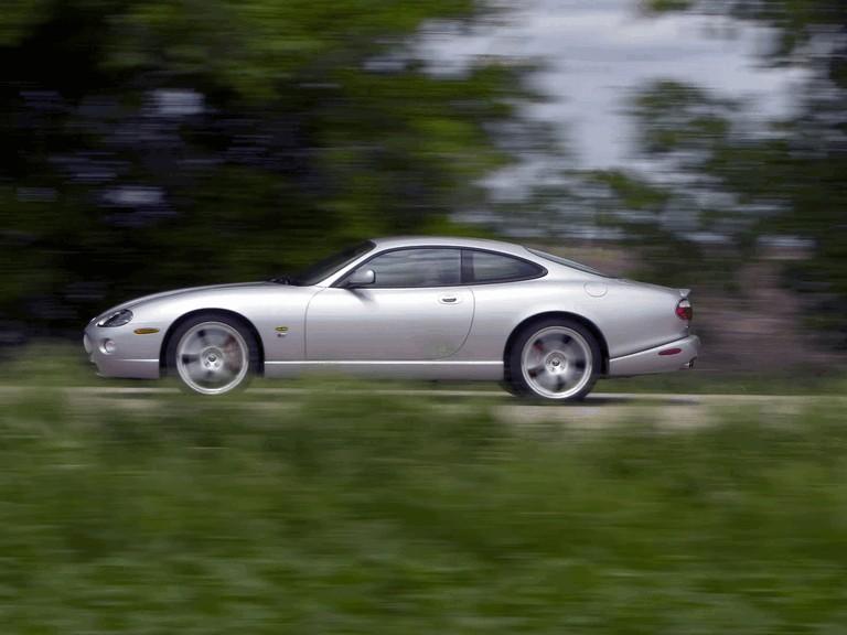 2005 Jaguar XKR coupé 206673