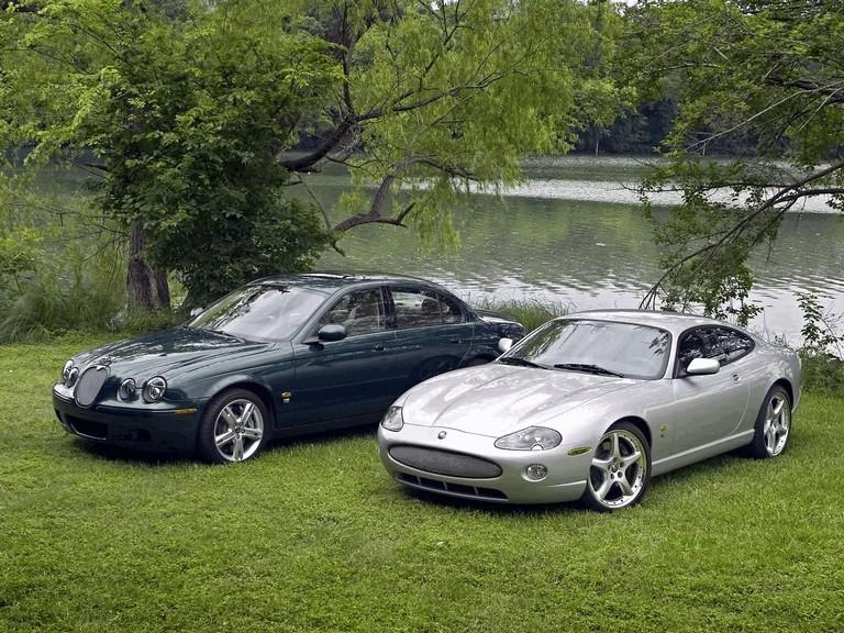2005 Jaguar XKR coupé 206678