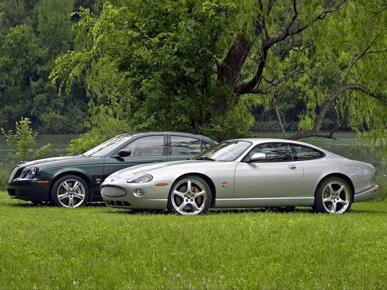 2005 Jaguar XKR coupé 206679