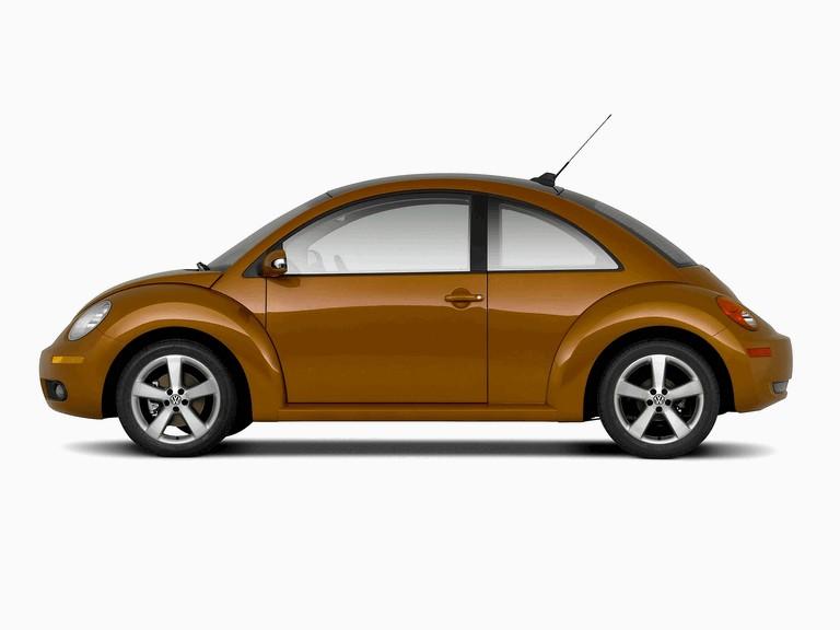 2010 Volkswagen New Beetle Red Rock Edition 292665