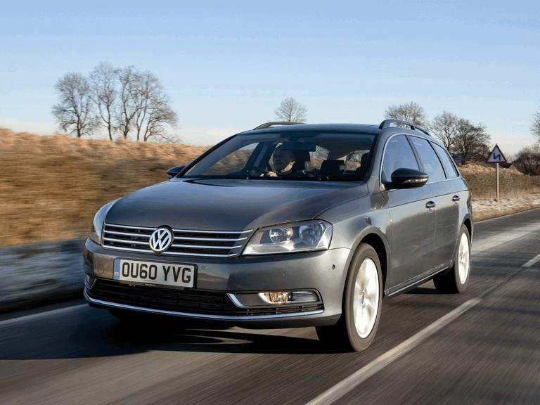 2010 Volkswagen Passat Variant ( B7 ) - UK version 292672