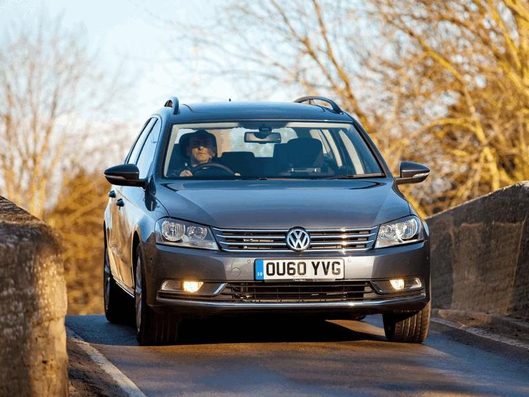 2010 Volkswagen Passat Variant ( B7 ) - UK version 292673