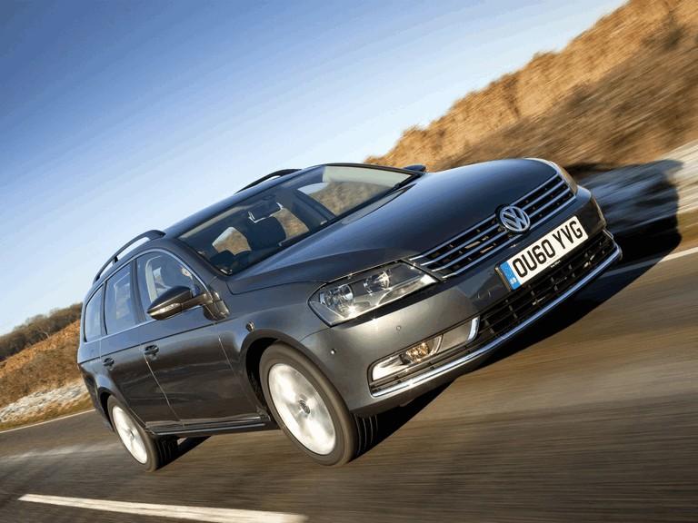 2010 Volkswagen Passat Variant ( B7 ) - UK version 292675