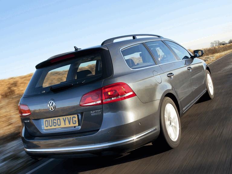2010 Volkswagen Passat Variant ( B7 ) - UK version 292681