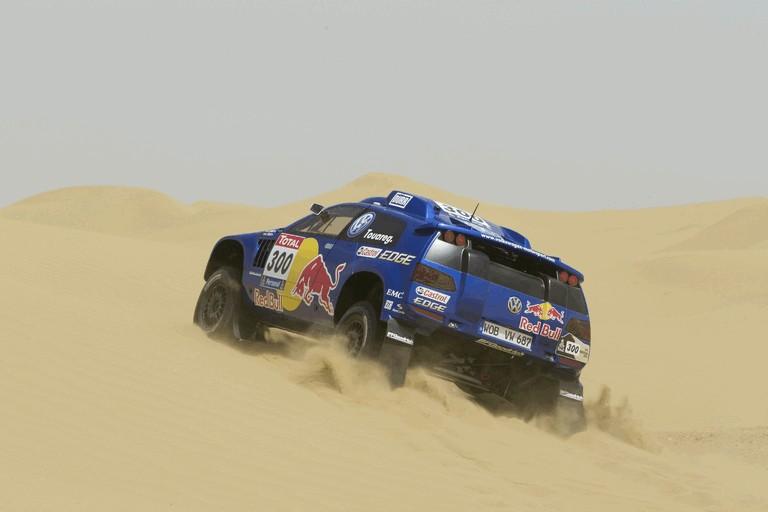 2010 Volkswagen Race Touareg 3 292691