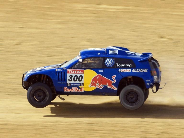 2010 Volkswagen Race Touareg 3 292699