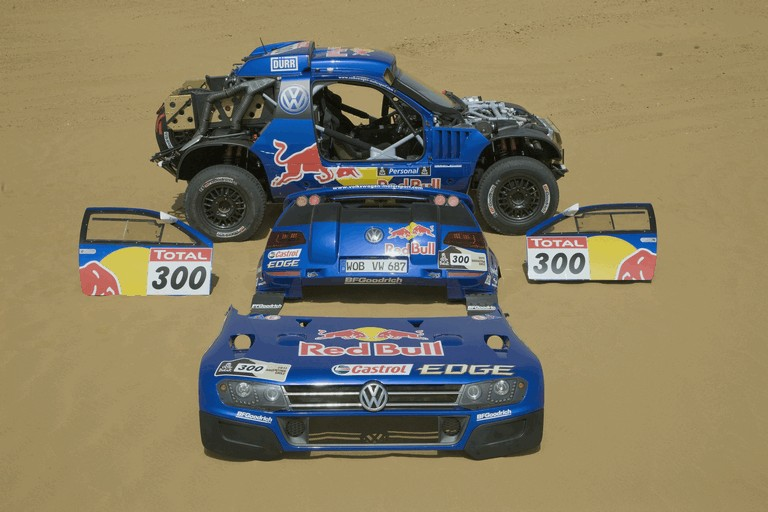 2010 Volkswagen Race Touareg 3 292704