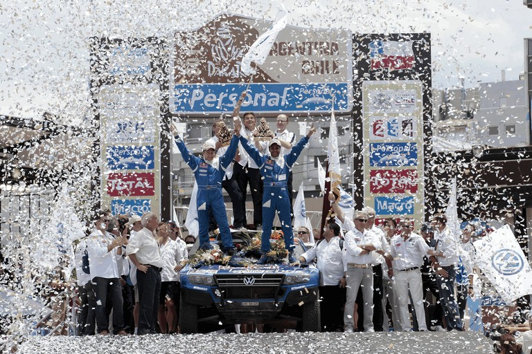 2010 Volkswagen Race Touareg 3 292708