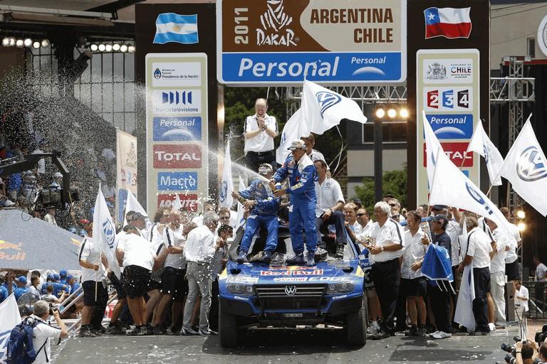 2010 Volkswagen Race Touareg 3 292710