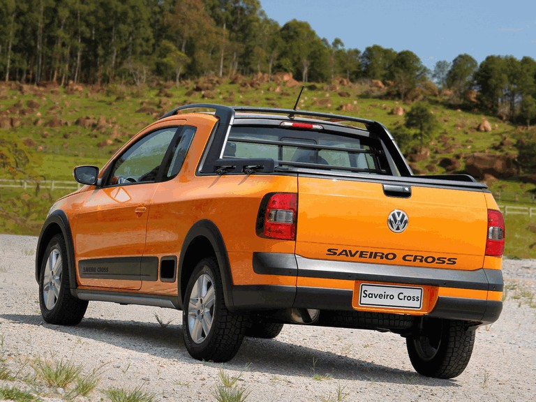 2010 Volkswagen Saveiro Cross V 292714