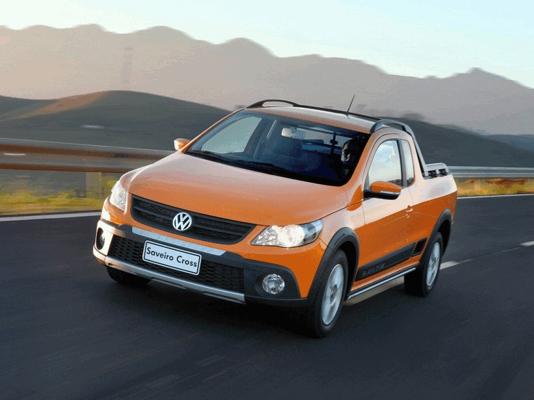2010 Volkswagen Saveiro Cross V 292715