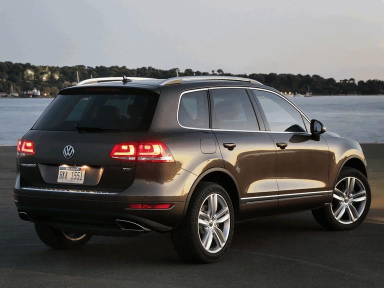 2010 Volkswagen Touareg V6 TDI - USA version 292718