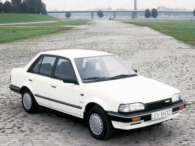 1986 Mazda 323 sedan ( BF ) 292783