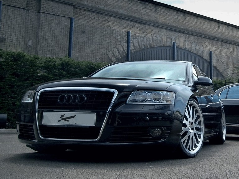 2006 Audi A8 by Project Kahn 292850