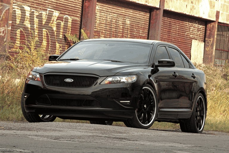 2010 Ford Stealth Police Interceptor concept 293297