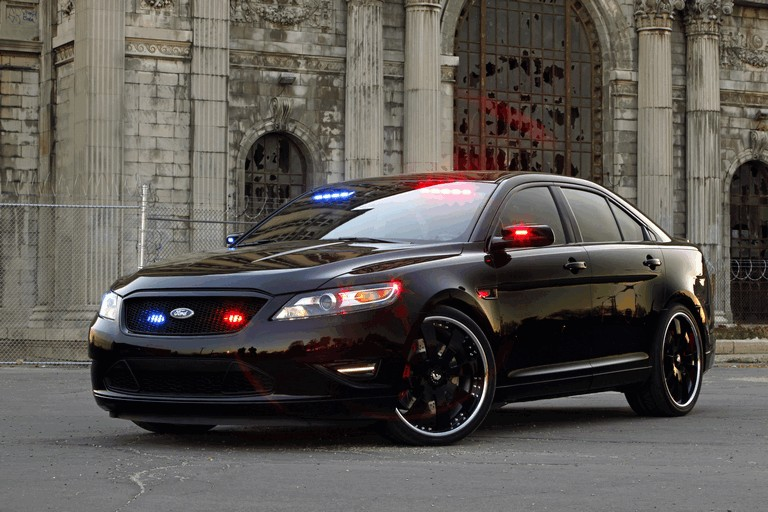 2010 Ford Stealth Police Interceptor concept 293301