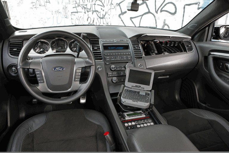 2010 Ford Stealth Police Interceptor concept 293304