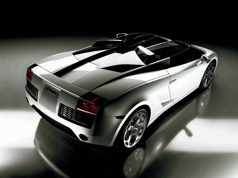 2005 Lamborghini Concept S 206805