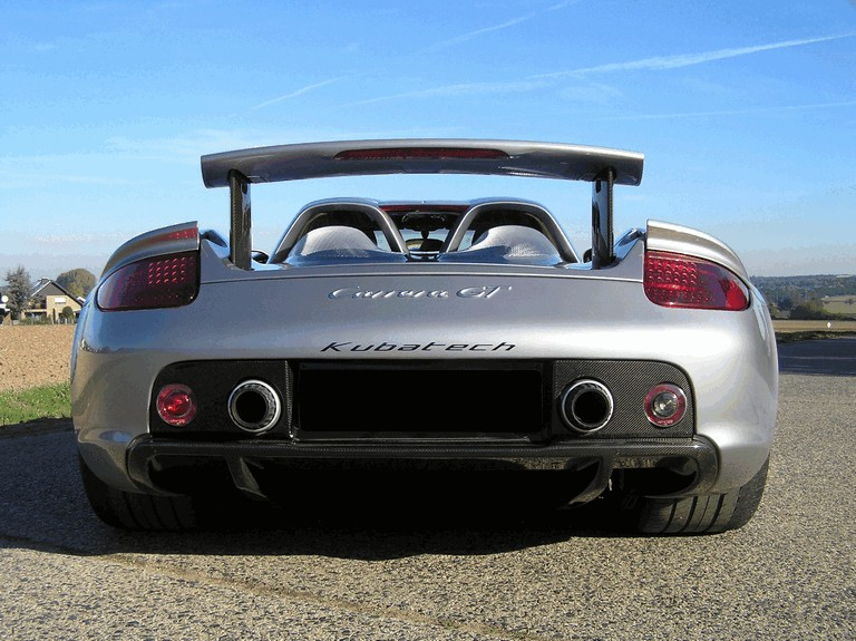 2010 Porsche Carrera GT by Kubatech 293449