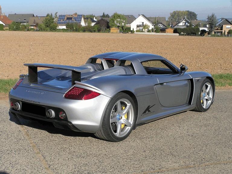2010 Porsche Carrera GT by Kubatech 293450