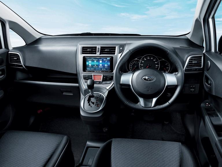 2010 Subaru Trezia i S 293757