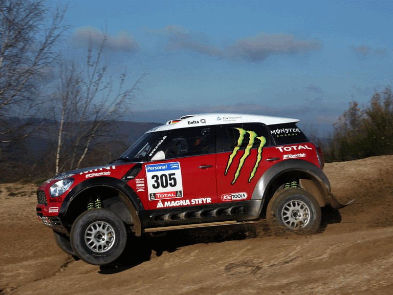 2010 Mini Countryman ALL4 Dakar 293854