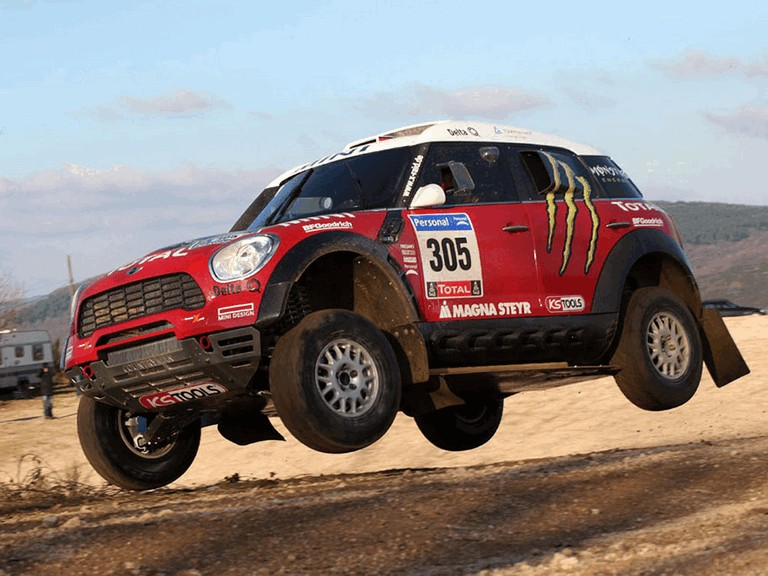 2010 Mini Countryman ALL4 Dakar 293855