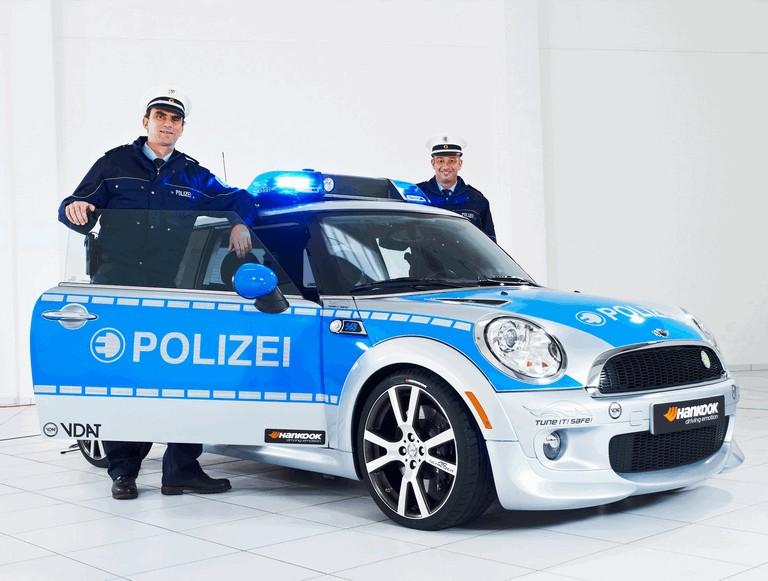 2010 Mini E by AC Schnitzer - Police car 293890