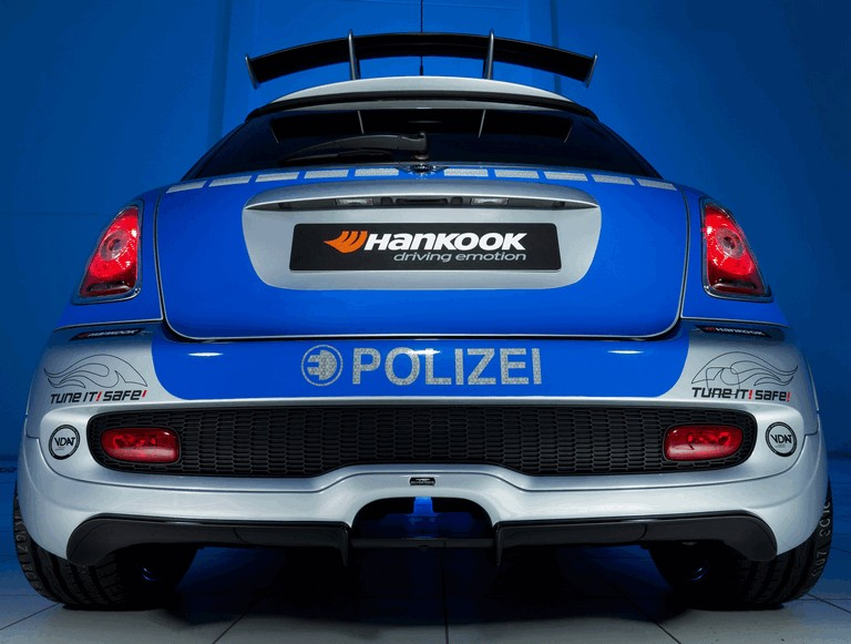 2010 Mini E by AC Schnitzer - Police car 293891