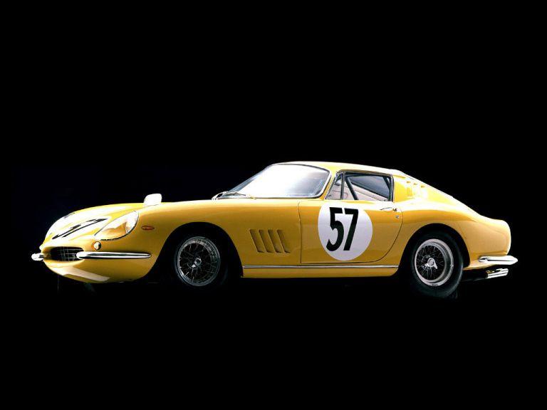 1965 Ferrari 275 GTB 6C Scaglietti Longnose 536626