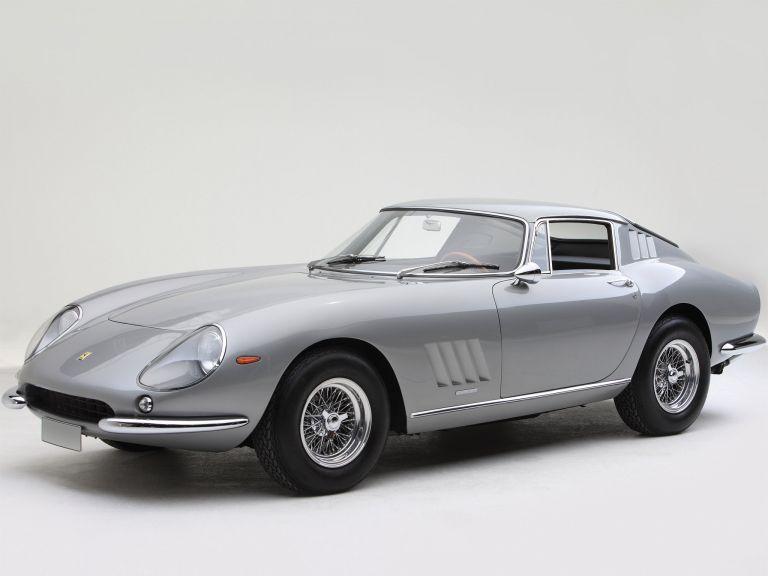 1965 Ferrari 275 GTB 6C Scaglietti Longnose 536633