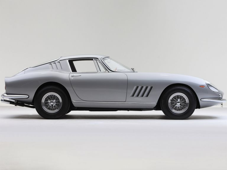 1965 Ferrari 275 GTB 6C Scaglietti Longnose 536634