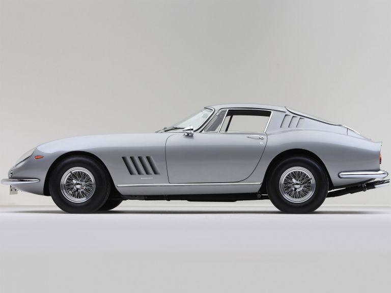 1965 Ferrari 275 GTB 6C Scaglietti Longnose 536640