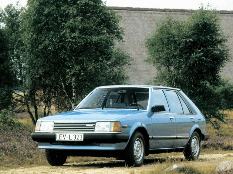 1980 Mazda 323 5-door ( BD ) 294455